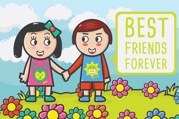 Mici Mica Best Friends Forever