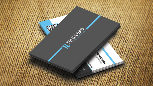 Corporate Business Card SE0307
