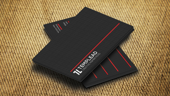Corporate Business Card SE0309