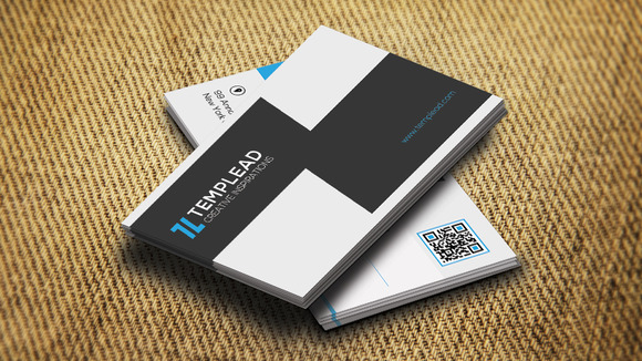 Corporate Business Card SE0316