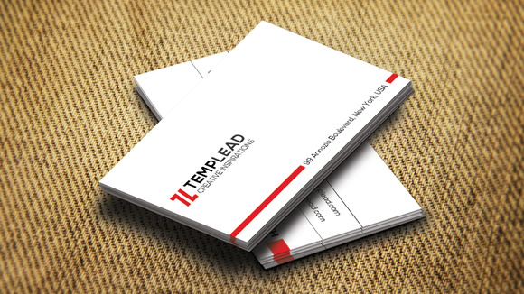 Corporate Business Card SE0319