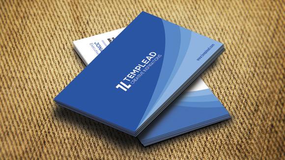 Corporate Business Card SE0323