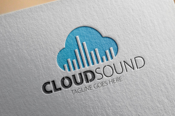 Cloud Sound Logo