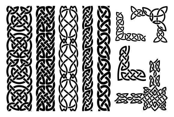 Celtic Patterns And Celtic Ornament