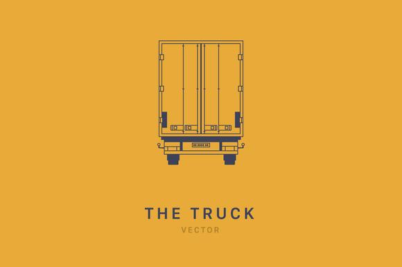 Truck Car Shipping Cargo