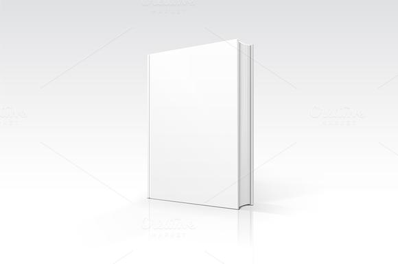 Vector Blank Book