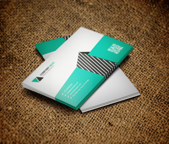 Creative-Corporate Business Card