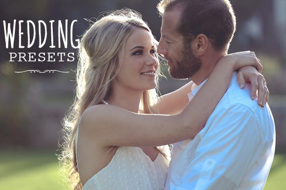 20 Wedding Presets