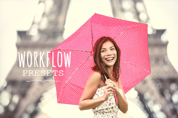 50 Workflow Presets