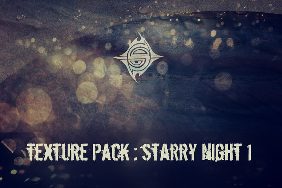 Texture Pack Starry Night 1