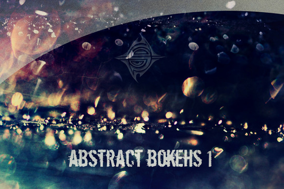 Texture Pack Abstract Bokehs 1