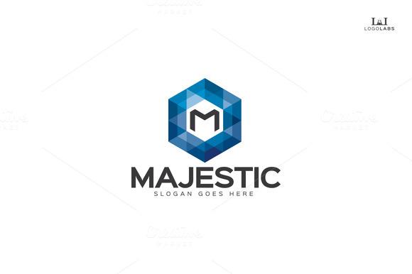 Leter M Logo