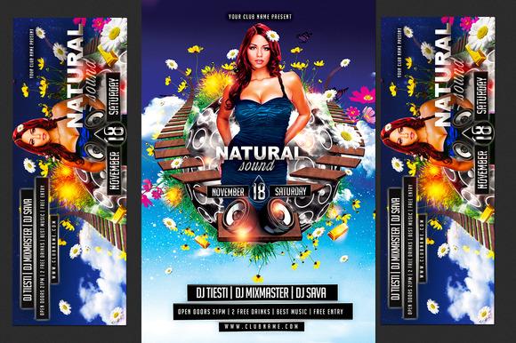 Natural Sound Flyer