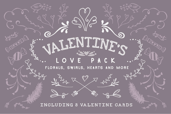 Valentine S Love Pack