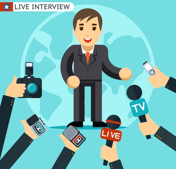 Interview Illustration