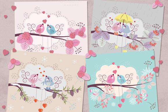 Four Seasons For Love