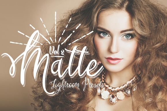 Premium Matte Lightroom Presets Vol2