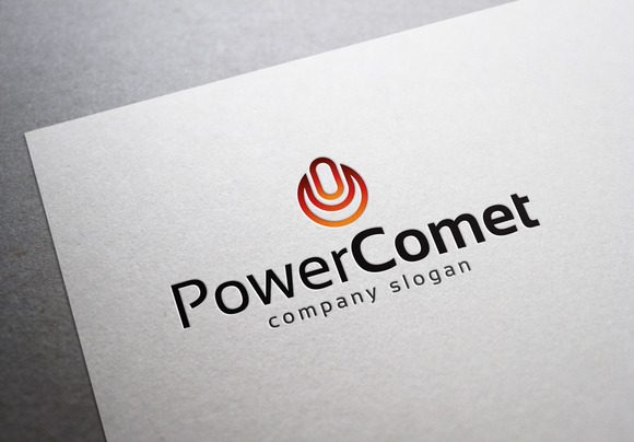 Power Comet Logo
