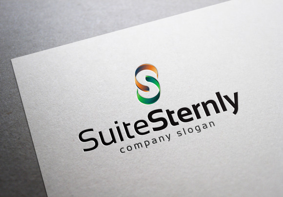 Suite Sternly Logo