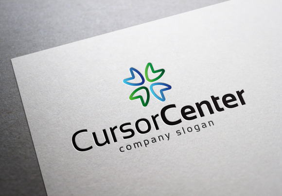 Cursor Center Logo