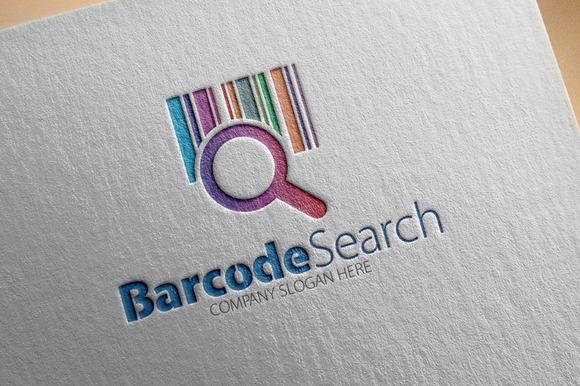 Barcode Search Logo