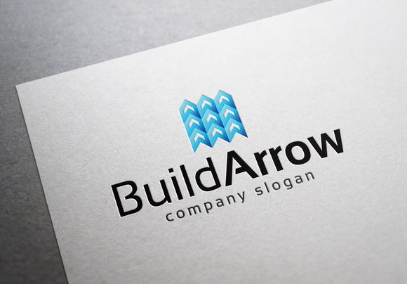 Build Arrow Logo