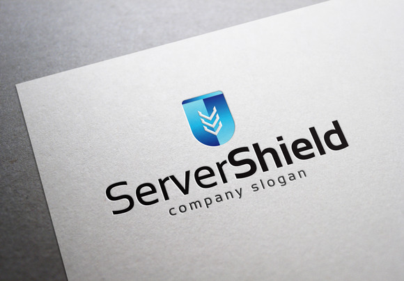 Server Shield Logo