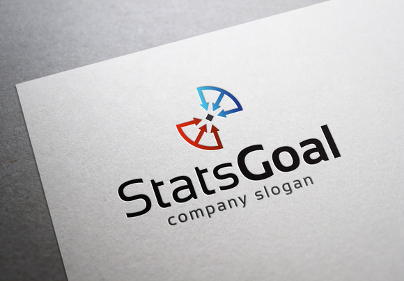 Stats Goal Logo