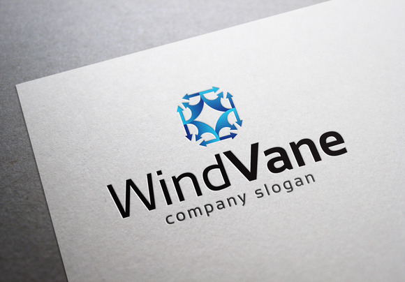Wind Vane Logo