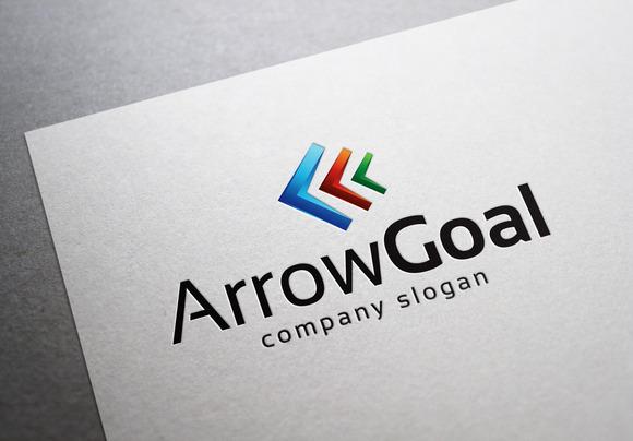Arrow Goal Logo