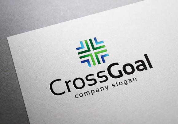 Cross Goal Logo