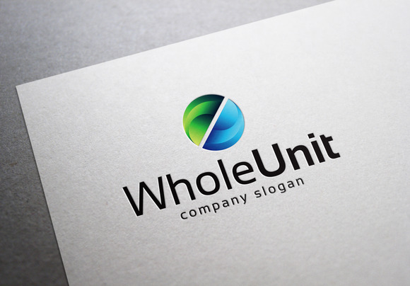 Whole Unit Logo