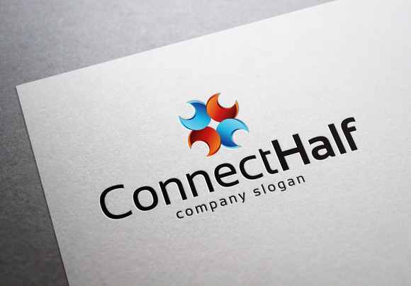 Connect Half Logo
