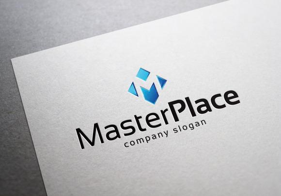 Master Place Logo