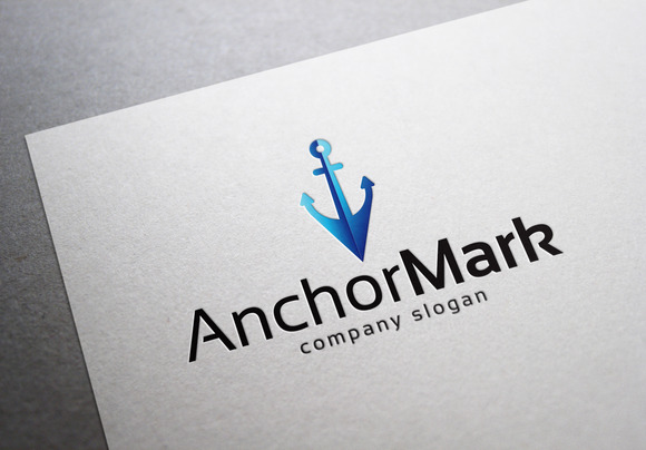 Anchor Mark Logo