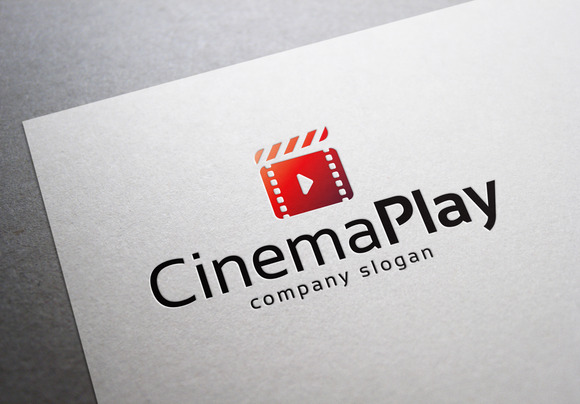 Cinema Play Logo