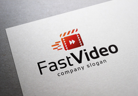 Fast Video Logo