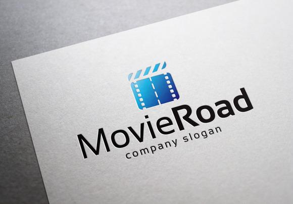 Movie Road Logo