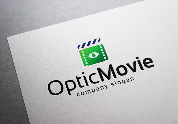 Optic Movie Logo