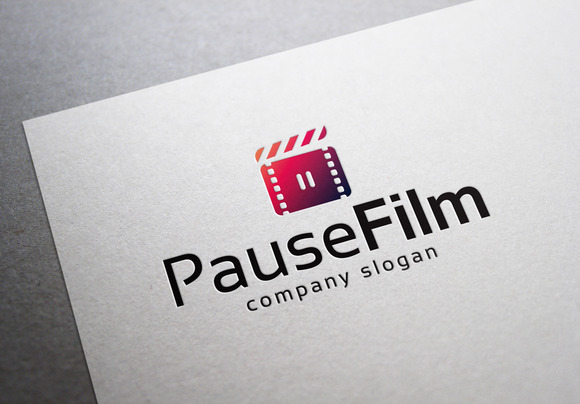 Pause Film Logo