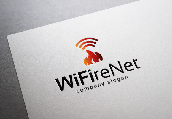 Wifi Fire Net Logo