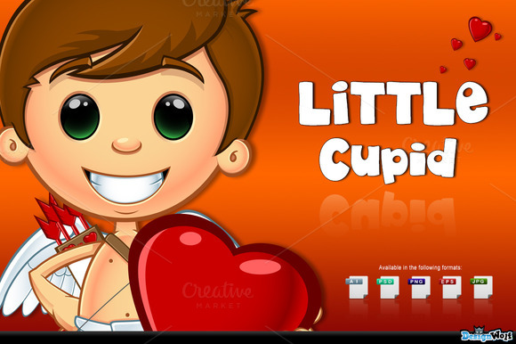 Little Cupid Character