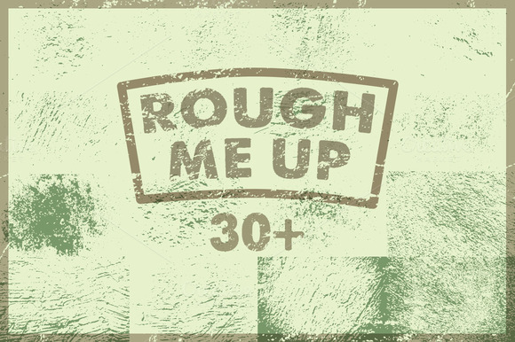 Rough Me Up Vector Texture