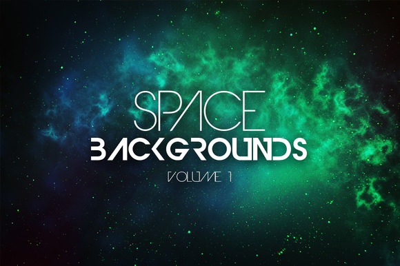 Space Background Vol.1