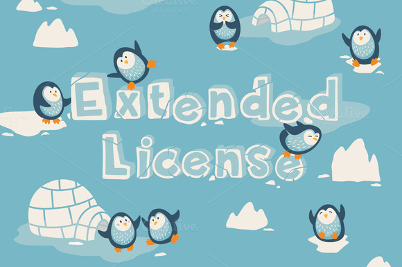 Extended Use License