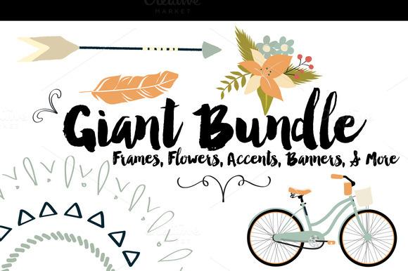 Huge Design Bundle