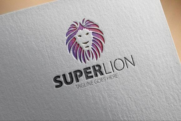 Super Lion Logo