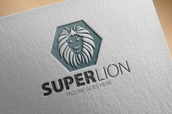 Super Lion V2 Logo