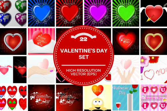 Valentine S Day Vector Illustrations