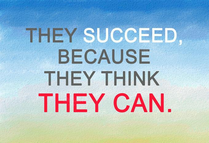 Success Inspirational Quotation